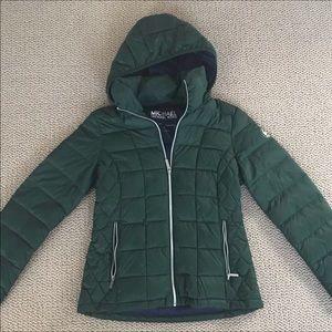 Michael Kors package down coat